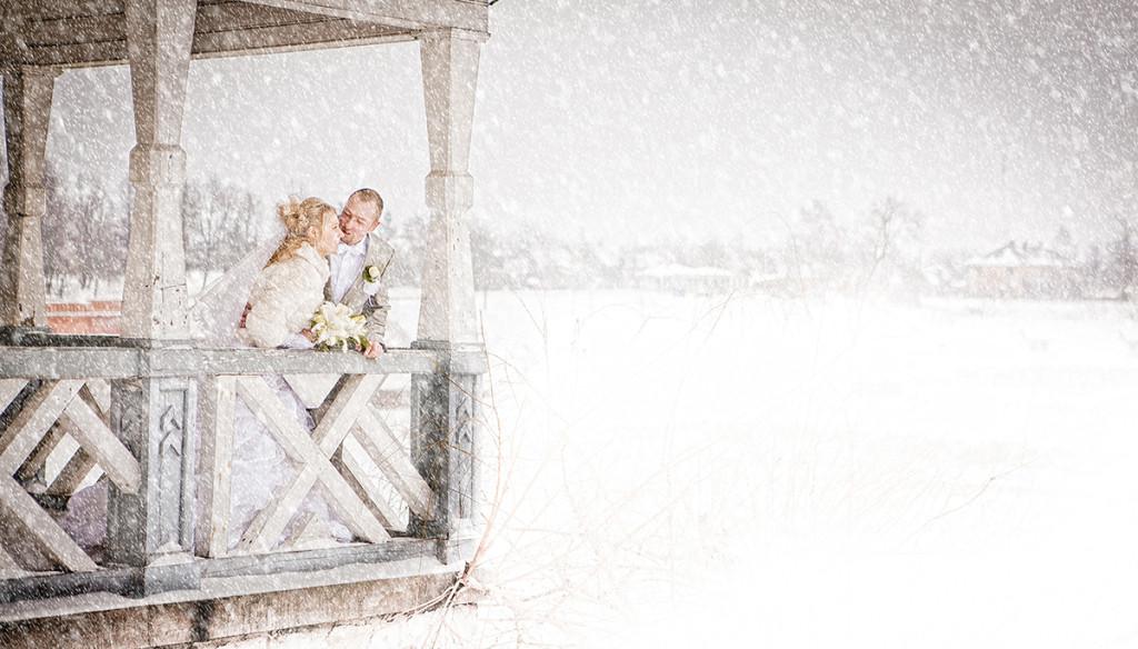 kāzas ziemā-E.Freimanis