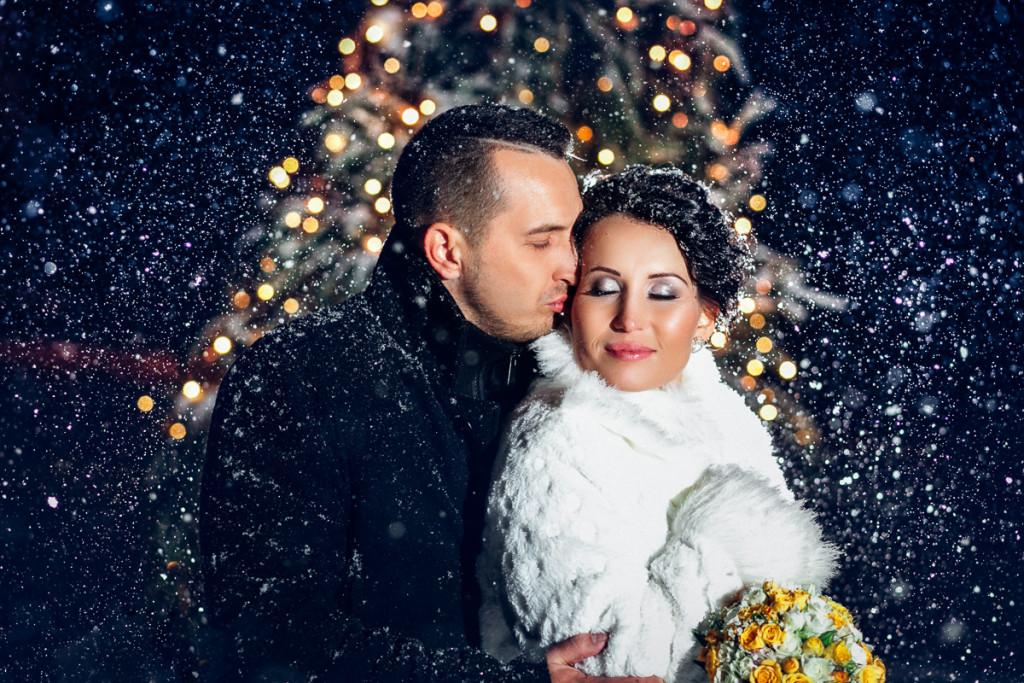 nakts kāzas- ziemas kāzas- ziemassvētki
