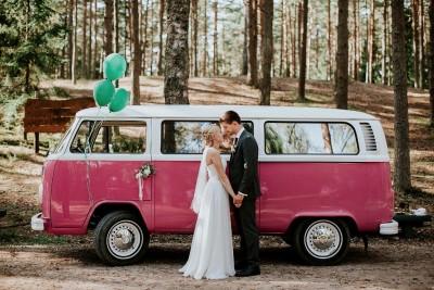 Anna un Kārlis | briežu kāzas | Annas dārzs