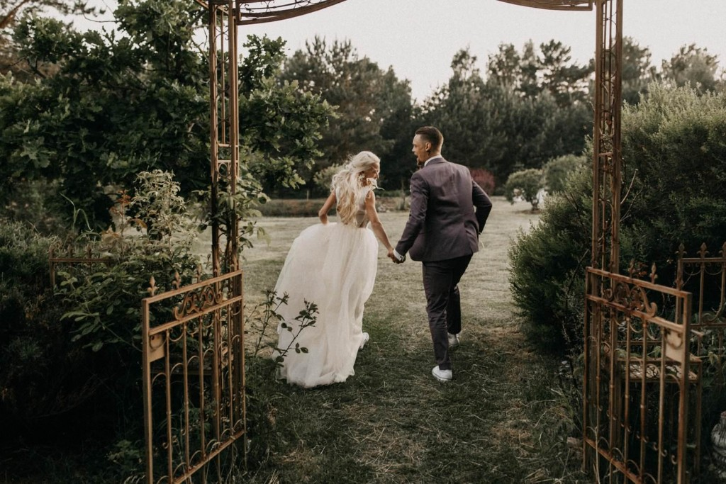 Danita un Roberts | kāzas | Chill Inn